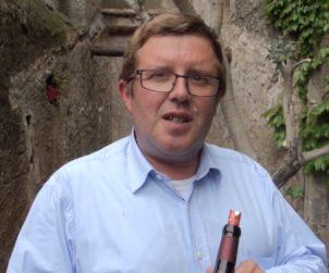 Winemaker Jérôme Roger of Château Du Prierué Des Morgues explains the Saint Chinian appellation.