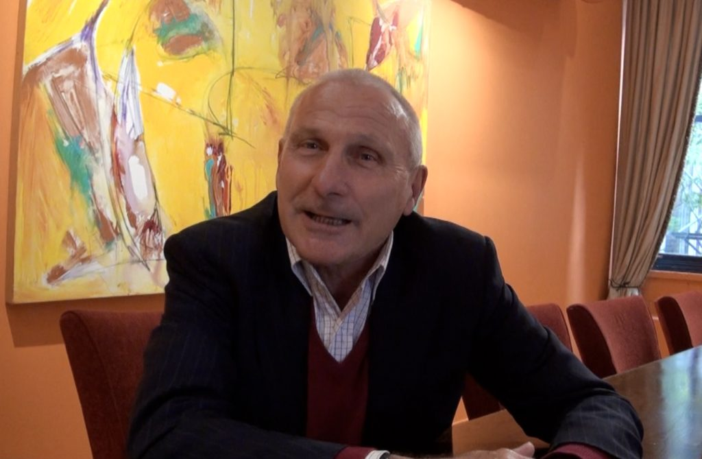 Pio Cesare's Augusto Boffa tells us about the history of his family's house.