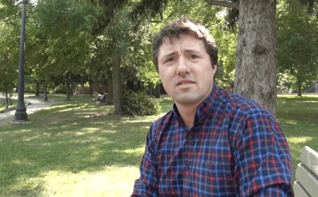 Enjoying some Toronto Parklife with Nick Mavromatis Of Greystone, New Zealand.