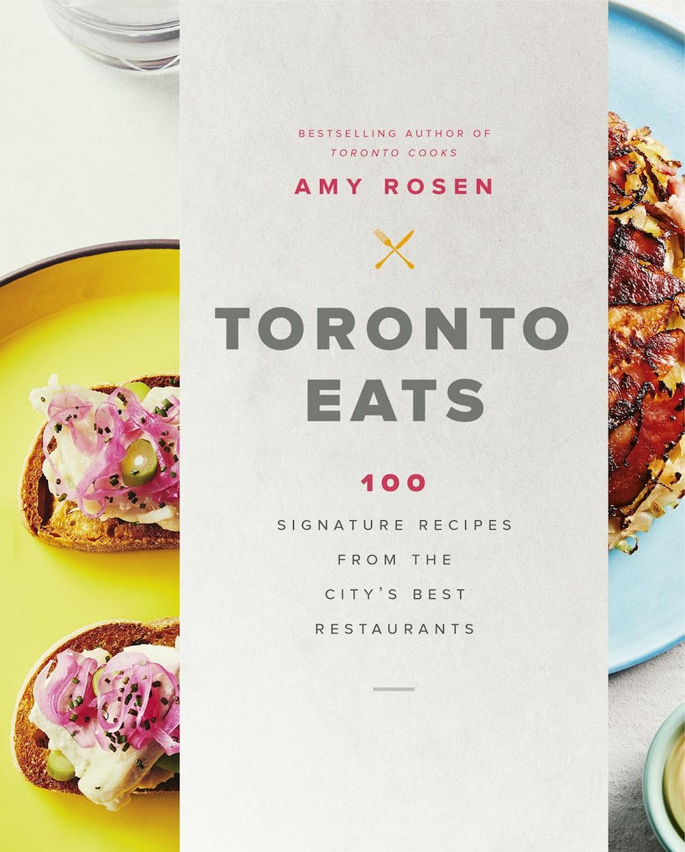 Toronto Eats Cookbook