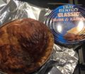 A eleventh-hour winner of the the title of Worst Thing I Ate In 2017, a Fray & Bentos Steak And Kidney Pie. Absolutely disgusting.