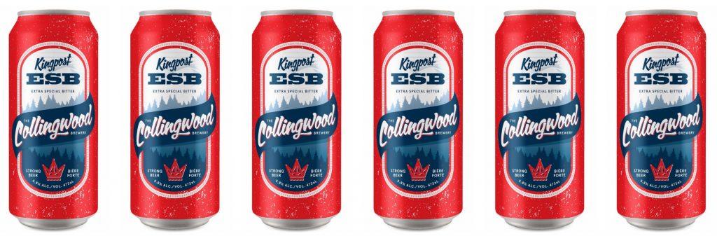 Collingwood Brewery ESB