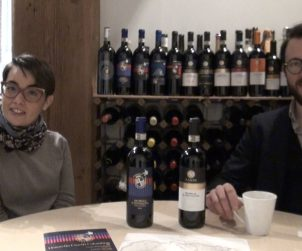 Violante Gardini from Donatella Cinelli Colombini and Luca Vitiello from Tenuta Fanti talk about the ins and outs of the 2012 and 2013 Brunello vintages.