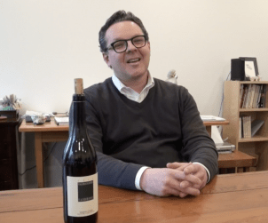 Taking the reins at The Case For Wine, it's Sommelier Ruben Elmer.