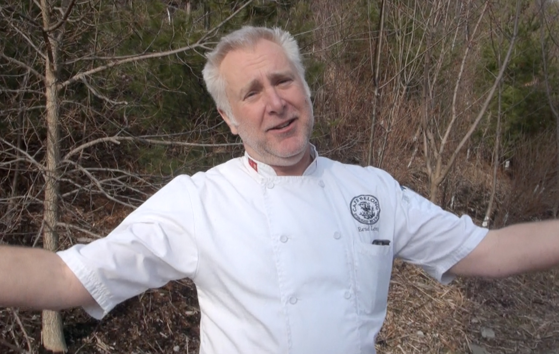Chef Brad Long is passionate about foraged Ramps and Fiddleheads, but warns us of some nefarious  practices regarding their harvesting.