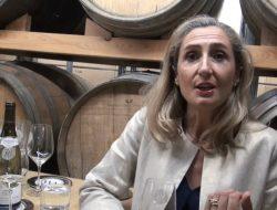 Anne Moreau talks Chablis at Toronto's Wine Academy.
