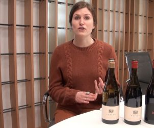 The delightful Cat Fairchild tells us about the wines of Failla, California.