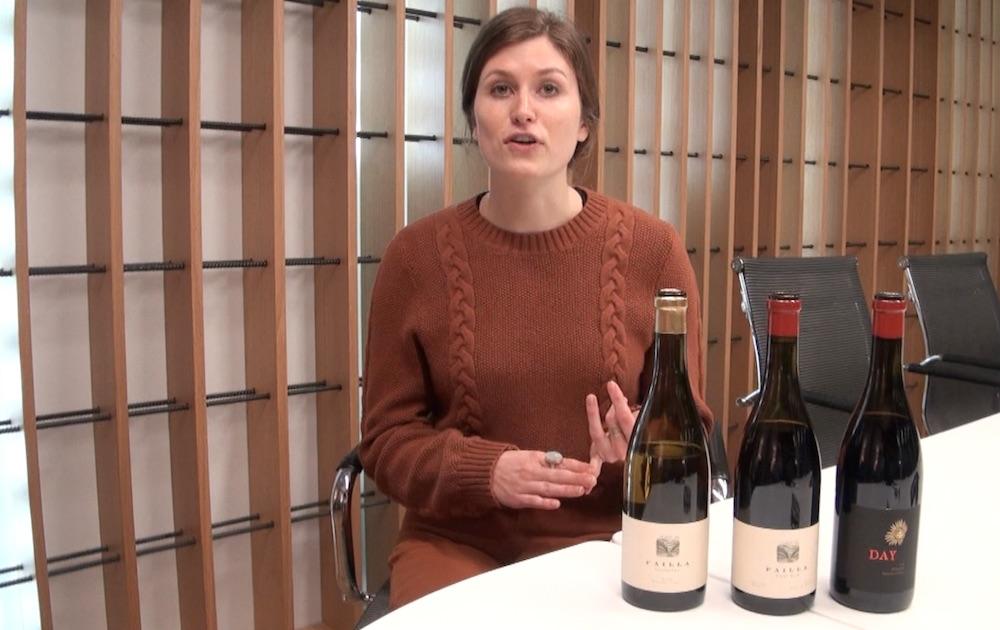 The delightful Cat Fairchild tells us about the wines of Failla, California.
