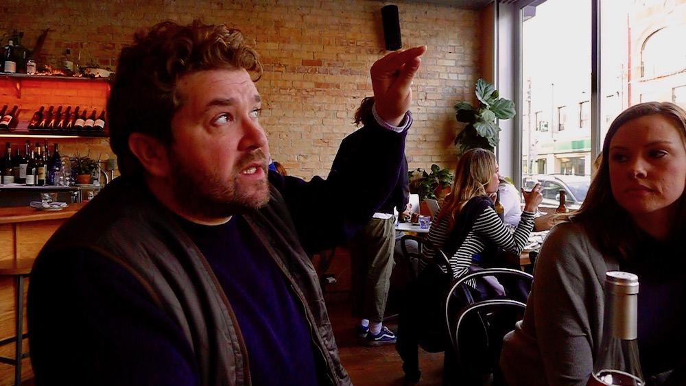 Frédéric Brouca talks Faugères at Toronto's Paris Paris