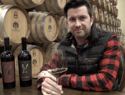 Two Sisters Winemaker Adam Pearce introduces the expansion of the ultra-premium Stone Eagle range of wines.