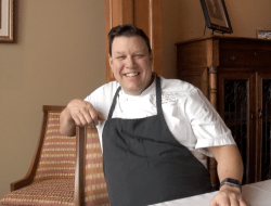 Chef Jason Parsons tells us all about his history in the industry and how he found himself at Peller Estates.