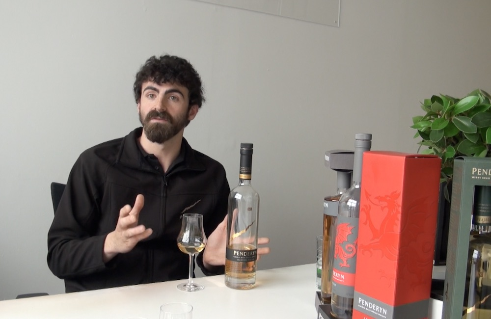 Penderyn Distillery's Global Ambassador, David Cover gives us an insight into the lovely whiskies of Penderyn, South Wales.
