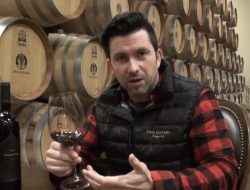Two Sisters Winemaker Adam Pearce