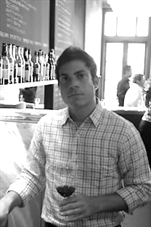 Old Bastard Sommelier Eric Gennaro circa 2006.