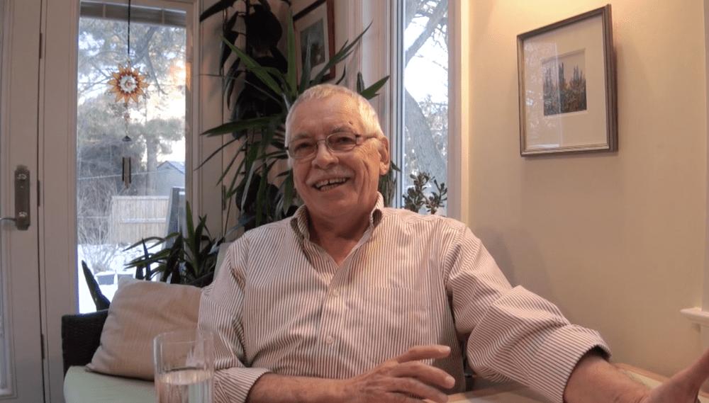Veteran Wine Scribe Konrad Ejbich talks about his colourful history in the wine world.