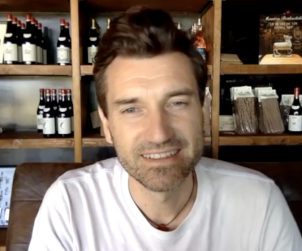 Speaking with Podere San Cristoforo's Winemaker Lorenzo Zonin about his life during COVID-19 (and spraying his vines with bacteria instead of copper).