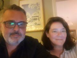 Chef Phil White and partner Rachel Chisholm run Leftfield Bistro in Edinburgh, Scotland.