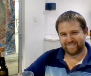 Live and direct from his Franschhoek headquarters, it's Bellingham winemaker Richard Duckitt.