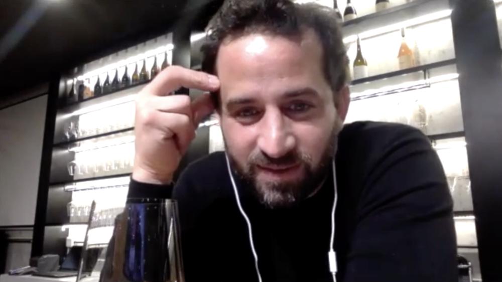 FitaPreta's António Maçanita shares his recent experiences with GFR on Xmas Eve.