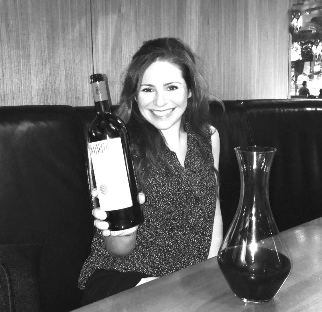 Young Blood Sommelier Kristen Pickett