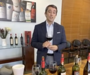 Winemaker Emmanuel Riffaud from Escudo Rojo, Chile, gives us his personal take on the Carménère grape.