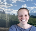 Winemaker Katie Dickieson gioves us the down-low about the last 14 months astPeller Esates.